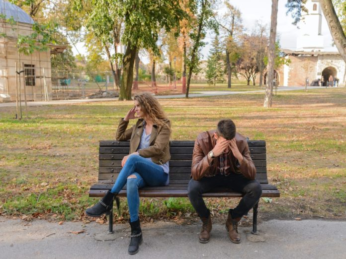 silly fights in relationship