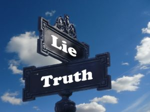 truth and lies in relationships